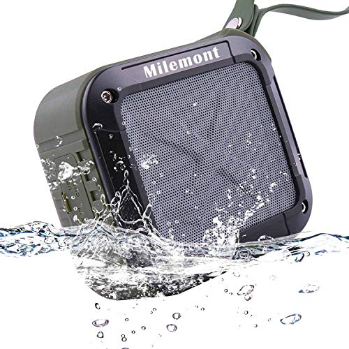 Milemont Omaker M110 Portable Bluetooth 110.10 Speaker with 10 Hour