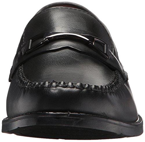 Strap Loafer Men's Monk Black Deer Meter Stags SRPRz7