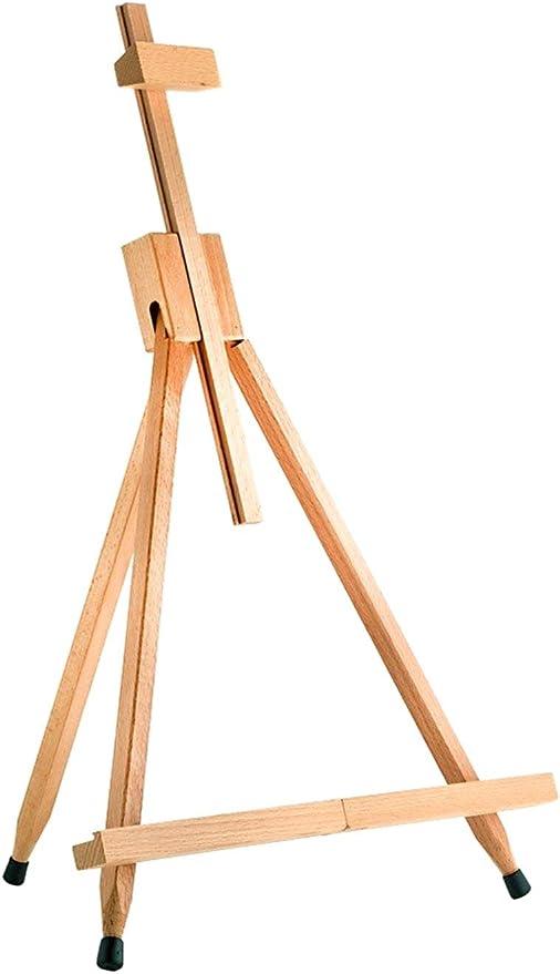 790 mm de madera caballete tablero de la mesa portátil plegable ...
