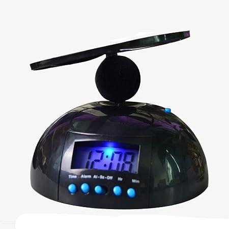 SparY Reloj Despertador, Pantalla LED Digital Helicó