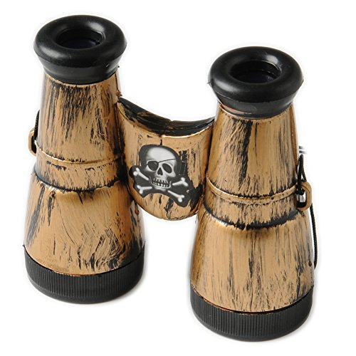 One Set Of Child Pirate Theme Binoculars