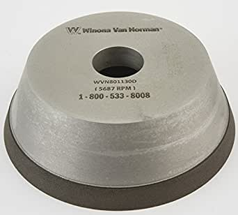 6 Quot Cbn Flywheel Grinding Wheel Winona Van Norman Fine