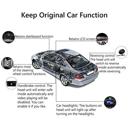 Jual 2019 Car Head Unit, Eonon Android 8 1 Double Din Car