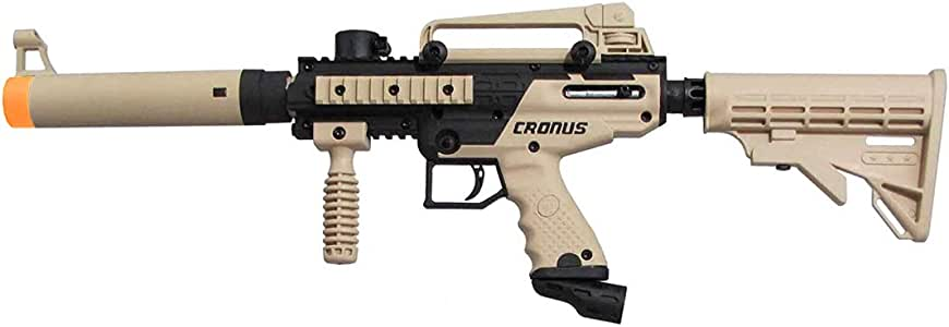 Tippmann cronus tactical paintball marker gun