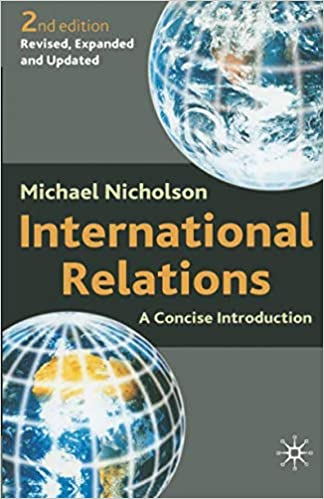 International Relations: A Concise Introduction: Michael
