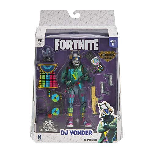Fortnite 6″ Legendary Series Figure, DJ Yonder
