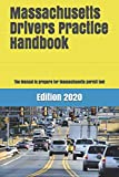 Massachusetts Drivers Practice Handbook: The Manual to prepare for Massachusetts permit test - More than 300 Questions and Answers