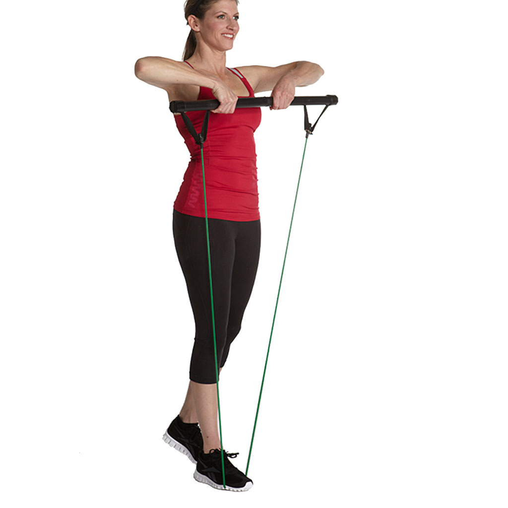 Exercise Bands Bar
