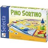 Selecta - 3588 - Jeu de Plateau - Pino Sortino