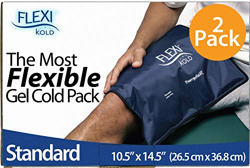 - FlexiKold Gel Ice Pack (Standard Large: 10.5
