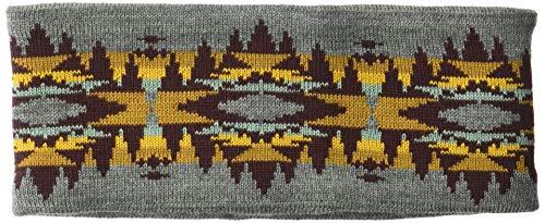 (Pendleton Women's Fleece-Lined Headband, Crescent Butte, One Size)