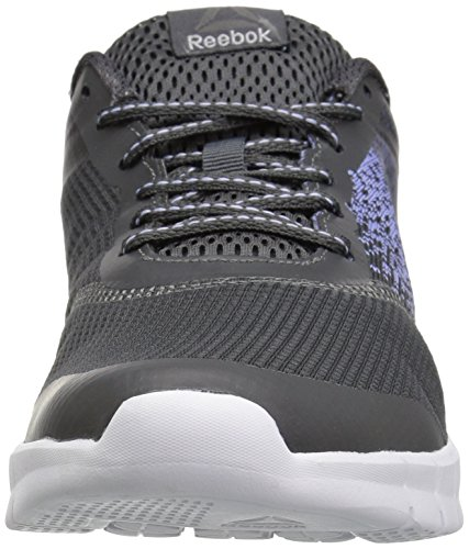 Reebok Women's Instalite Run Track Shoe Ash Grey/Lilac Glow/Whit wide range of RpYKowfz