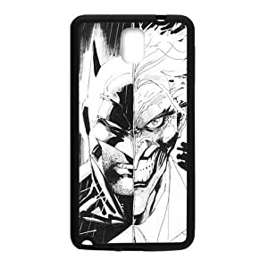 Batman and Joker Cell Phone Case for Samsung Galaxy Note3