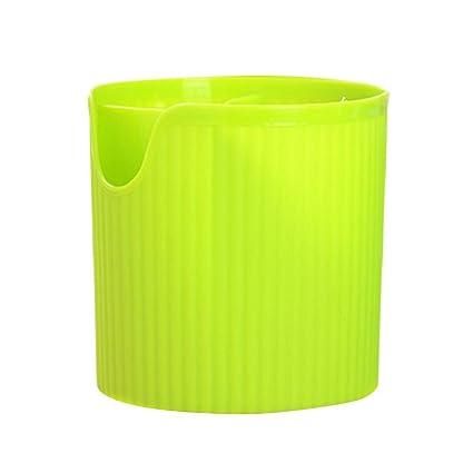 Soporte de almacenamiento de palillos para cepillos de dientes, soporte para utensilios de cocina,