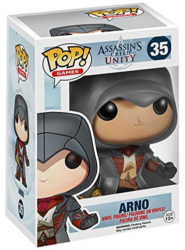 Assassin's Creed Unity - Arno PoP! Vinyl Figure by Funko
