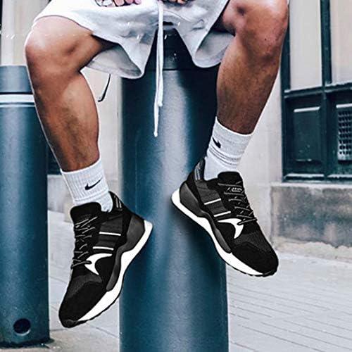 軽量 スニーカー スポーツシューズ メンズ 運動靴 ランニング ウォーキングシューズ フィットネス トレーニングシューズ クッション性 男女兼用 ジム靴 通勤 通学 日常着用 防滑 抗菌 防臭 アウトドアシューズ