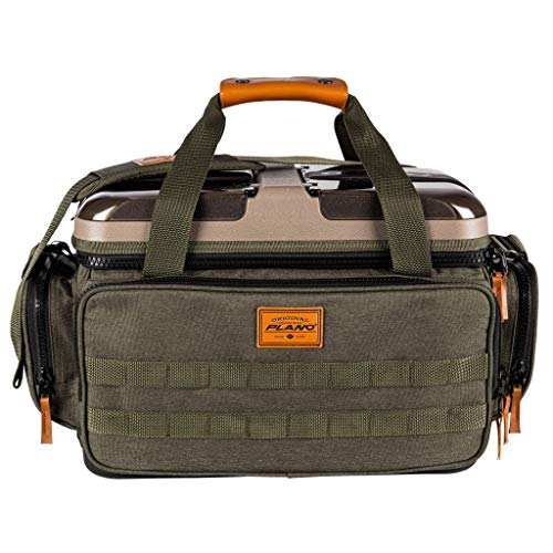 (Plano A-Series 2.0 Quick-Top 3700 Tackle Bag, Includes Four 3700 Tackle Storage Stows)