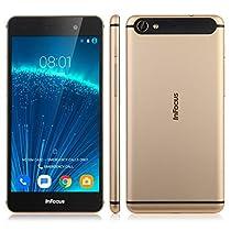 Infocus V5(M560/M808) 5.2'' 4G Smartphone LTE MTK6753 Octa core 1.3Ghz Android 5.1 2GBRAM+16GB ROM