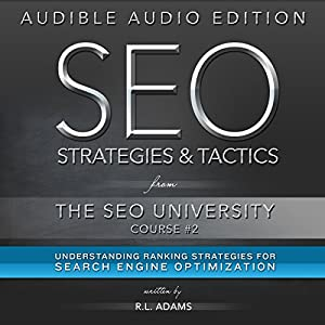 SEO Strategies & Tactics: Understanding Ranking Strategies for Search Engine Optimization Hörbuch
