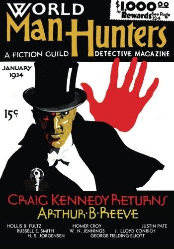 World Manhunters (Volume 1)