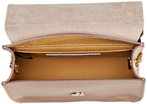 Gattinoni A Donna 7x14 5x18 Tracolla Bag nude Nano Borsa Cm Beige