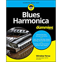 Blues Harmonica For Dummies (For Dummies (Music)) book cover