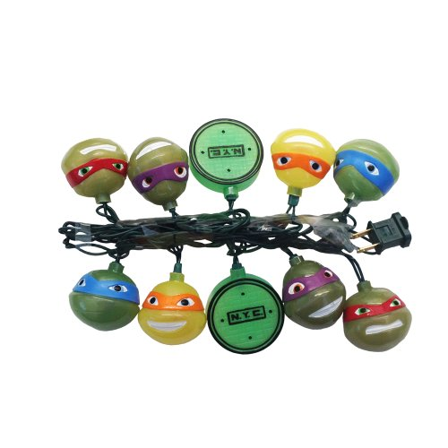 ninja turtle light cover - 9