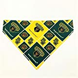 Baylor Bears University Pet No-Tie Dog Bandana