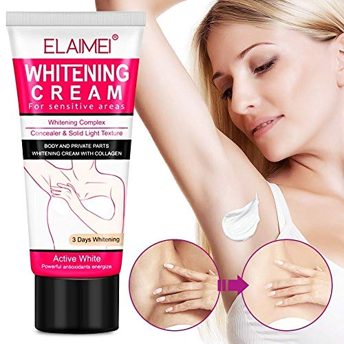 Whitening Underarm Lightening Brightening Deodorant