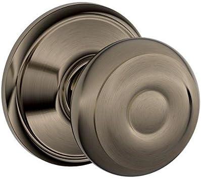 Schlage Electric round door knob