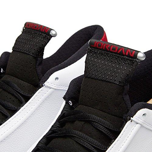 Nike Air Jordan 14 Retro - Zapatillas de deporte Hombre white/blck-vrsty rd mtllc slvr