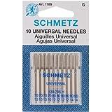 Euro-Notions Universal Machine Needles, 10-Pack