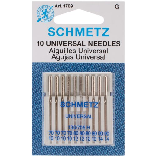 Euro-Notions Universal Machine Needles (Sewing Machine Needle Kenmore)