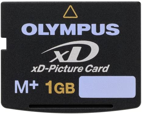 Olympus 1GB High Speed xD-Picture Card Memoria Flash - Tarjeta de ...