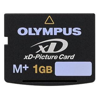 Olympus M-XD1GM - Flash memory card - 1 GB - xD Type M+