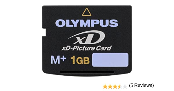 Olympus 1GB High Speed xD-Picture Card Memoria Flash - Tarjeta de Memoria (1 GB, xD, Negro)