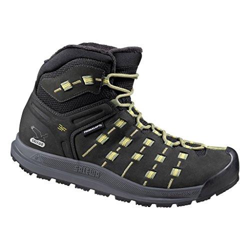 scarpe smoke Salewa trekking da isolati Capsico Mid uomo nero neri Ms 0901 qwRtOT