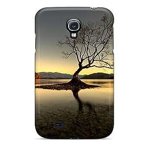 Galaxy S4 Case Bumper Tpu Skin Cover For Half Tree Accessories by icecream design