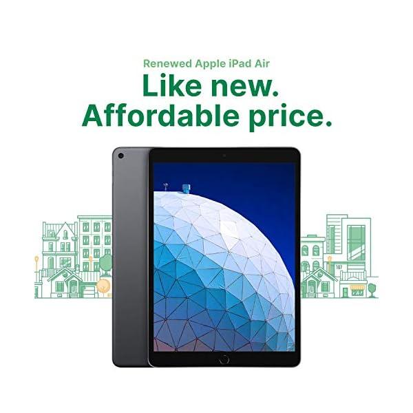 "Apple iPad Air | 10.5"" | 3rd GEN | WI-FI | 64GB | Grey | 2019 | (Renewed) 2"