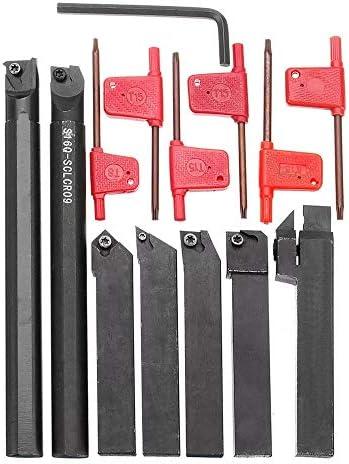 Qualitäts-CNC-Drehmaschine Werkzeug-Zubehör Halter Bohrstange CNC Werkzeuge Drehmaschine Schneiden 16mm 7pcs Werkzeugdrehmaschine