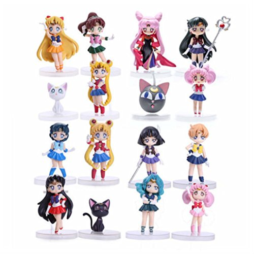 16pcs-Moon-Mars-Mercury-Jupiter-Venus-Chibi-Anime-PVC-Figures-Toy-8cm
