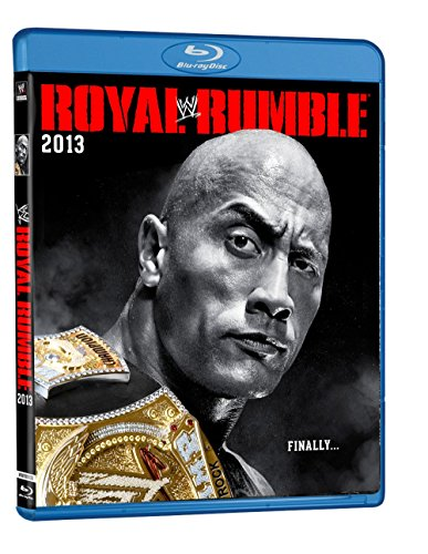WWE: Royal Rumble 2013 [Blu-ray]