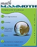 Math Mammoth Grade 2-B Worktext