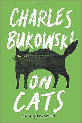 Image result for charles bukowski fine cats poem