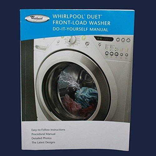 Whirlpool W10210906 Training Manual-Washer