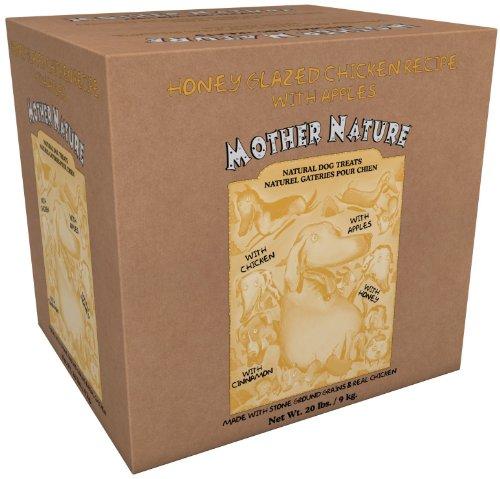 Mother Nature Honey Glazed Chicken – 20 lb, My Pet Supplies