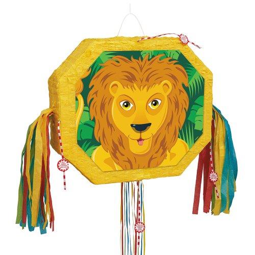 Lion Pinata, Pull String]()