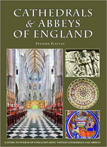 Cathedrals Abbeys Of England Pitkin Cathedral Guide Amazonco
