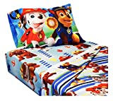 Kohl's Paw Patrol 4 Piece Full Bed Sheets - Chase, Marshall, Rubble, Zuma - Kids Microfiber Bedding Set