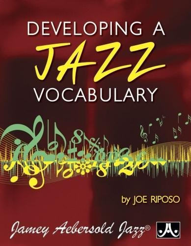 [D.O.W.N.L.O.A.D] Developing A Jazz Vocabulary [P.D.F]